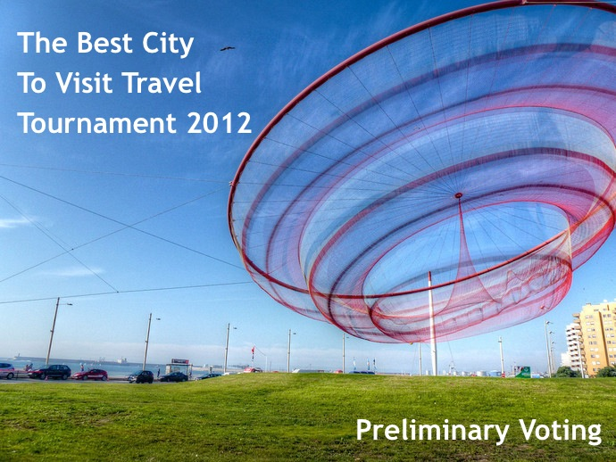 best city to visit tournament 2012
