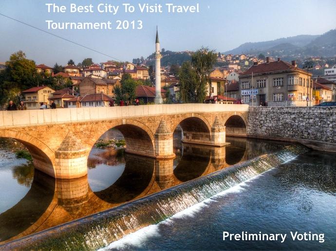 best city 2013 preliminary voting