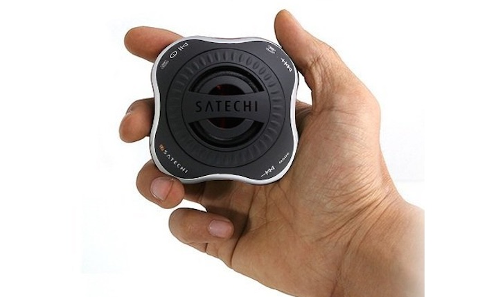 satechi portable speaker