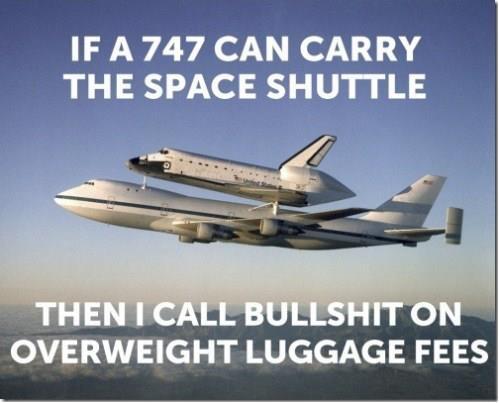 shuttle carry