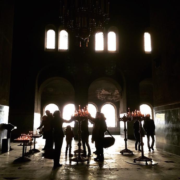 Alexander Nevsky Cathedral sofia bulgaria