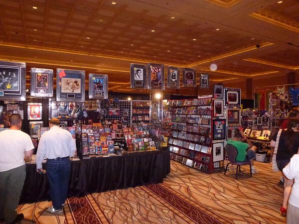 vendor room trek convention