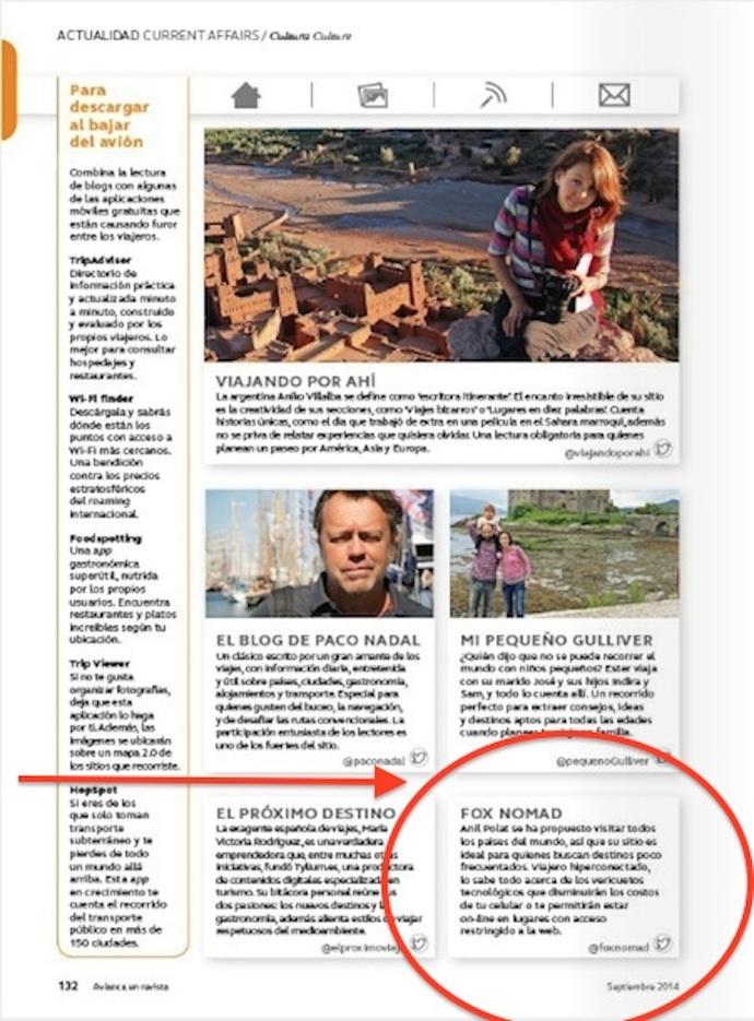 avianca in flight magazine september 2014