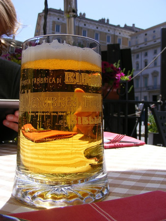 Peroni Beer Italy Rome