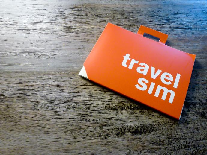 travelsim card