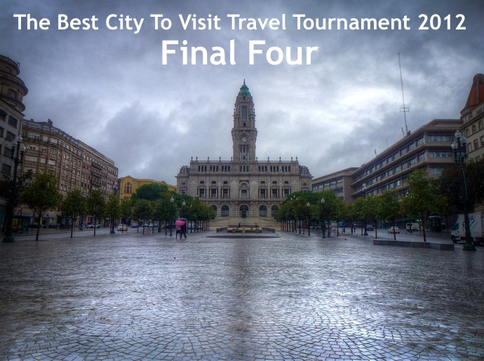 best city to visit tournament 2012 final four