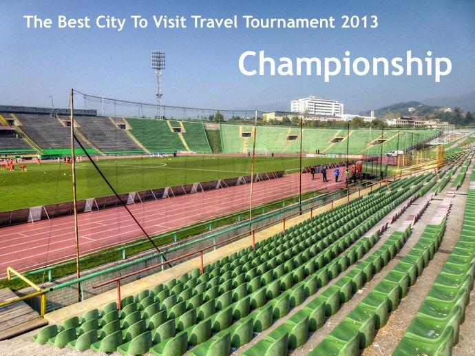 best city 2013 championship