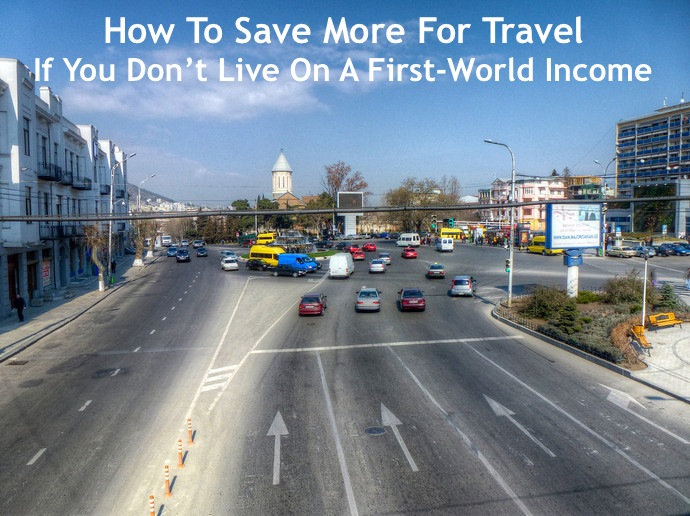 how to save more for travel