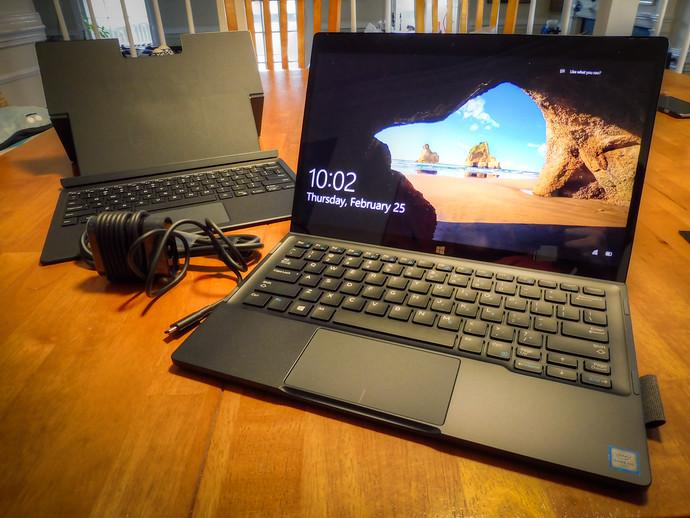 dell xps 12 slim keyboard