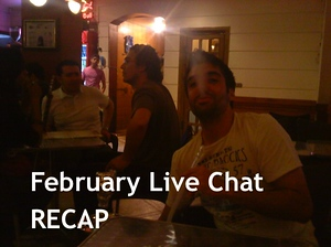 February 2012 LIVE CHAT! With Audrey Scott And Daniel Noll About Iran Plus 60 Other Countries In 4 Years On The Road
