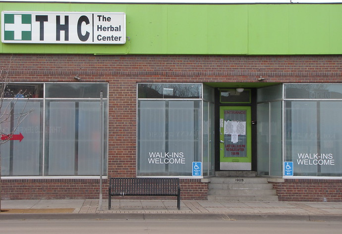 thc the herbal center colorado